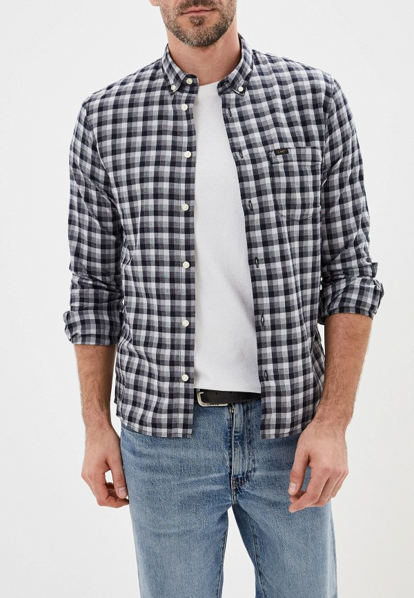 Рубашка Lee Lee LE807EMFROV6 недорого