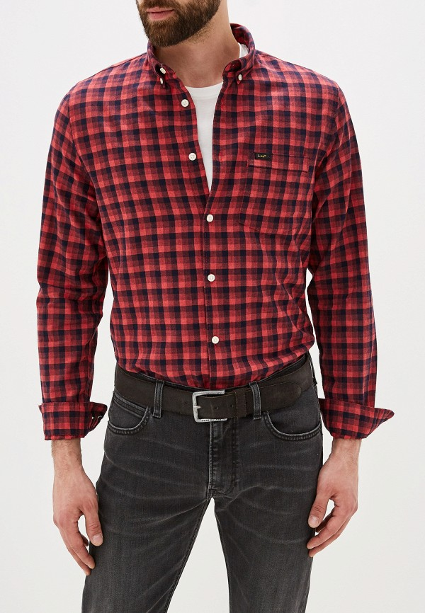 Рубашка Lee Lee LE807EMFROV7 недорого