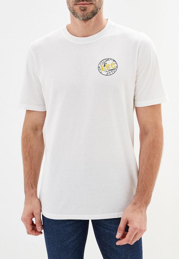 Футболка Lee Lee LE807EMFROX3 футболка lee lee le807emzso28