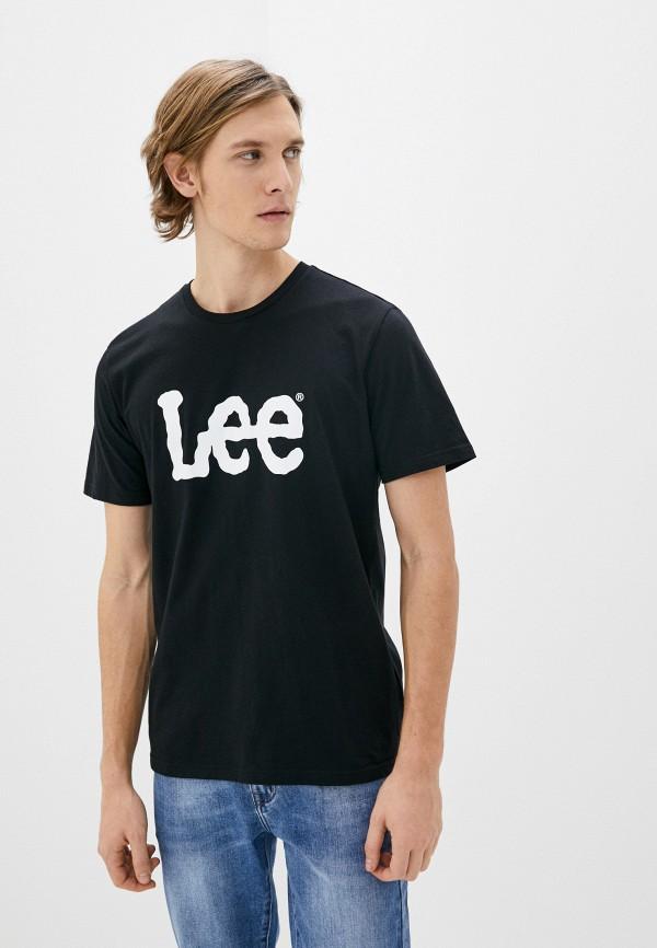 Футболка Lee Lee LE807EMHYEB6 футболка lee lee le807emdfxp3