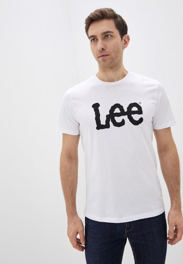 Футболка Lee Lee LE807EMHYEB7 футболка lee lee le807emdfxp3