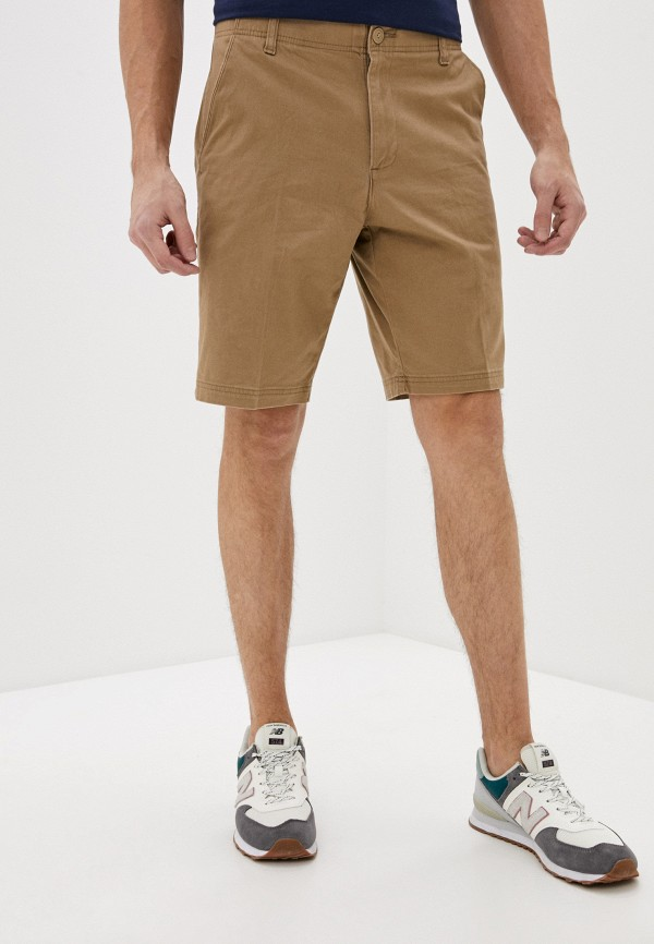 мужские повседневные шорты lee, бежевые