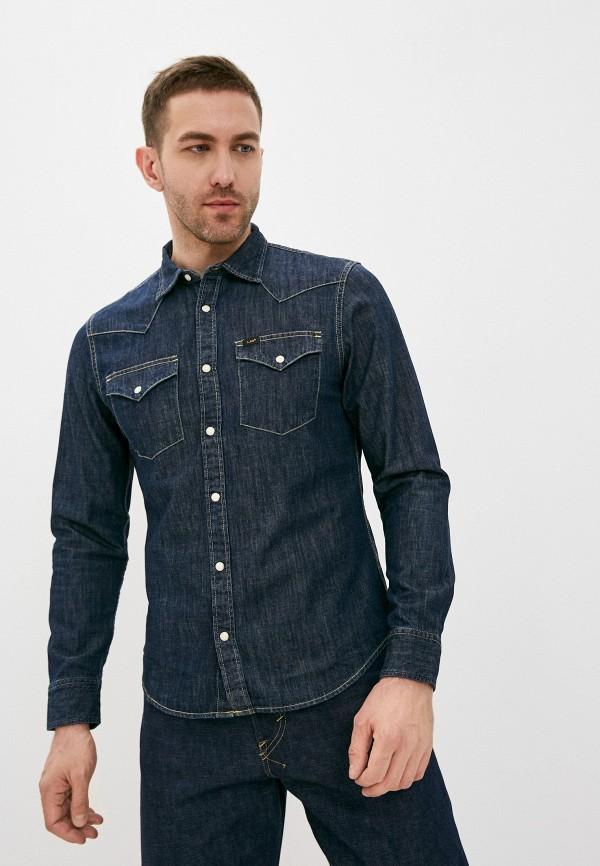 Рубашка джинсовая Lee