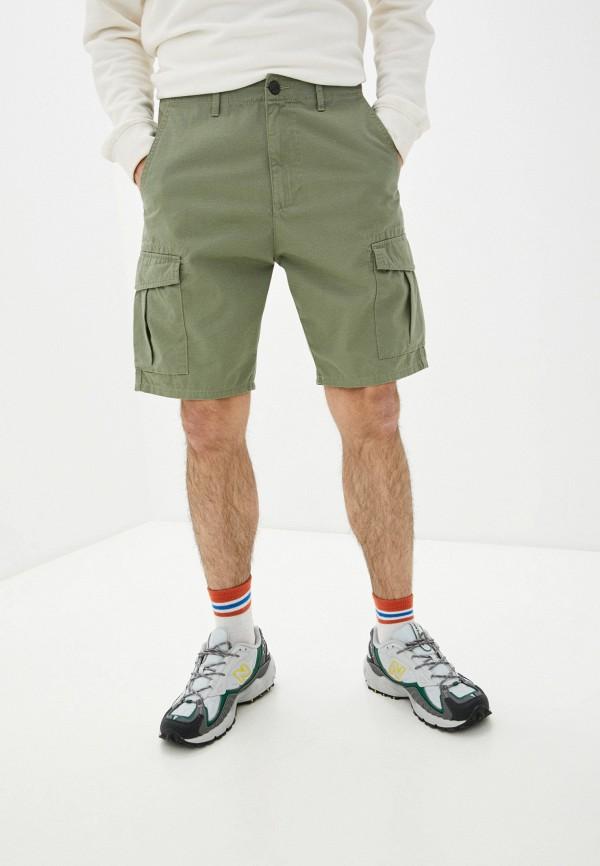мужские повседневные шорты lee, хаки