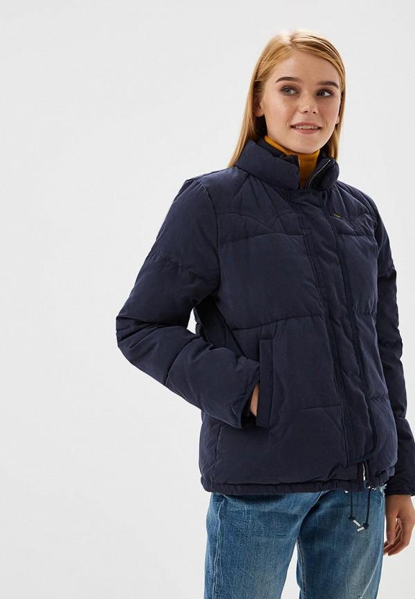Купить Куртка утепленная Lee, LE807EWBOGP1, синий, Осень-зима 2018/2019