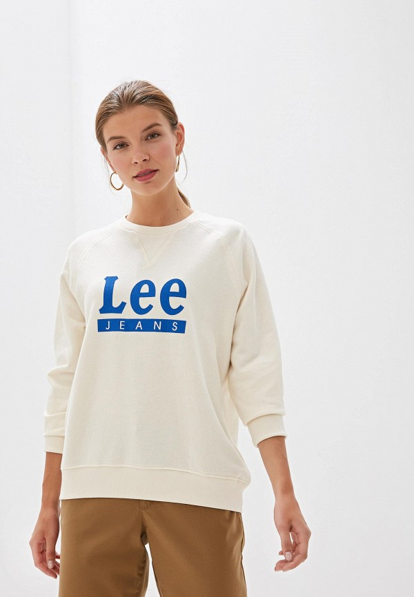 цены на Свитшот Lee Lee LE807EWDQBU9  в интернет-магазинах