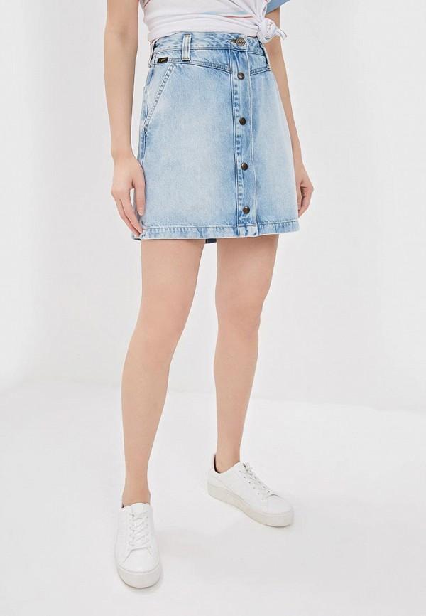 Джинсовые юбки Lee