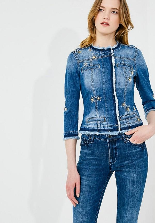 Куртка джинсовая Liu Jo Liu Jo LI003EWAESL0