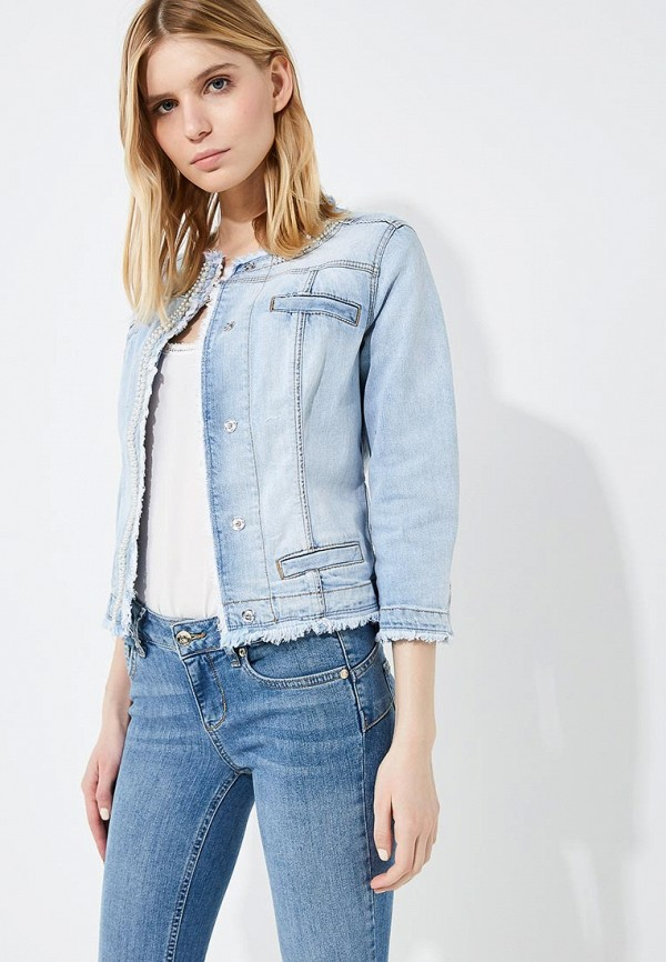 Куртка джинсовая Liu Jo Liu Jo LI003EWAESL1