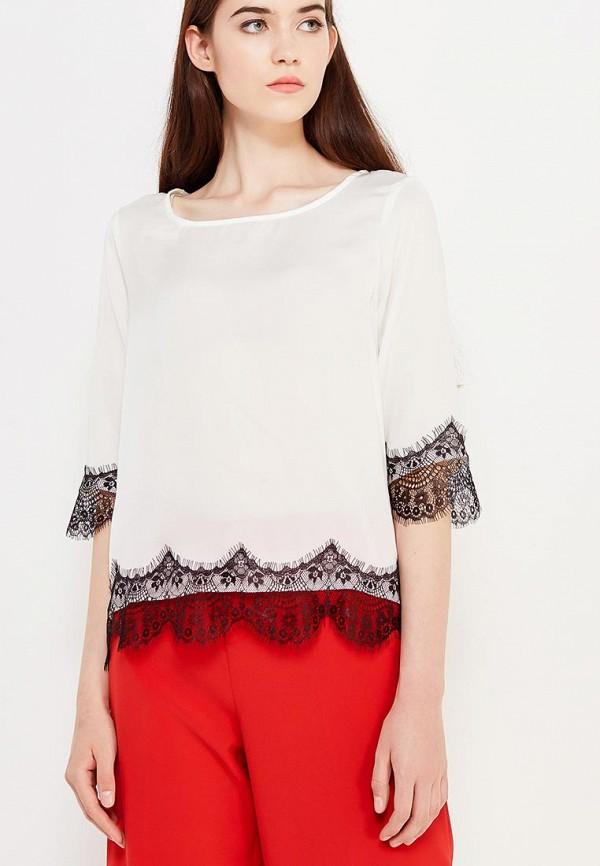 Блуза Liu Jo Liu Jo LI003EWUEB27 блузка miamoda klingel цвет розовый белый