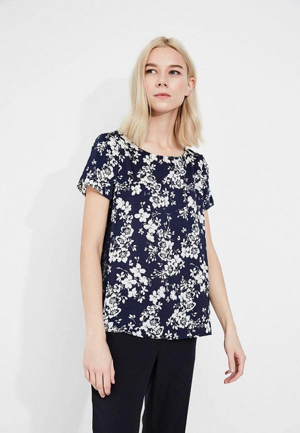 Купить Блуза Liu Jo, li003ewzhf44, синий, Весна-лето 2018