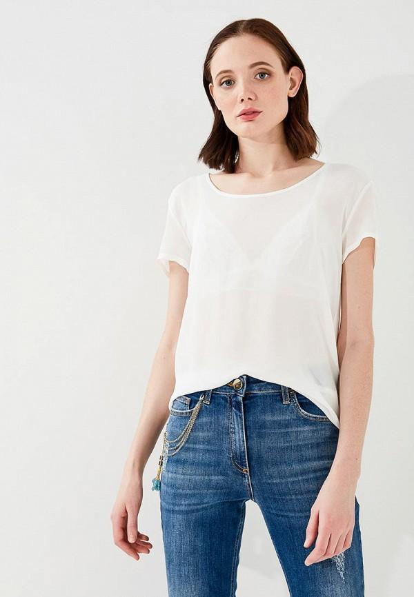 Купить Блуза Liu Jo, li003ewzhf45, белый, Весна-лето 2018