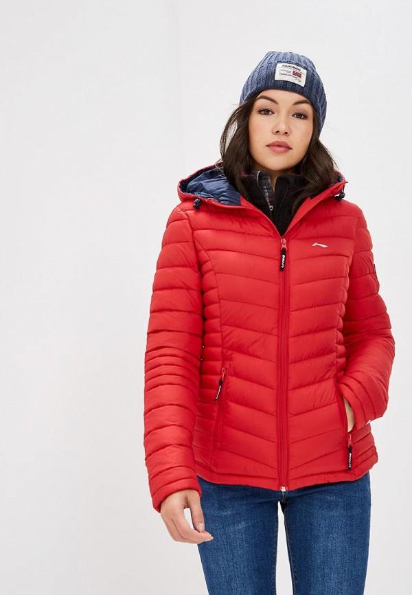 Куртка утепленная Li-Ning Li-Ning LI004EWCOTH1 женские шорты li ning 2015 li ning li askk188