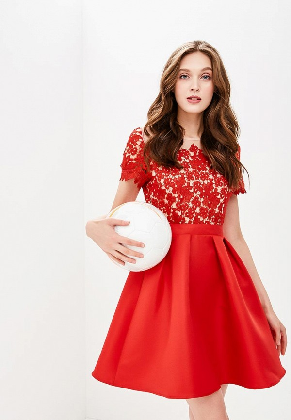 Платье Little Mistress Little Mistress LI005EWBISW0