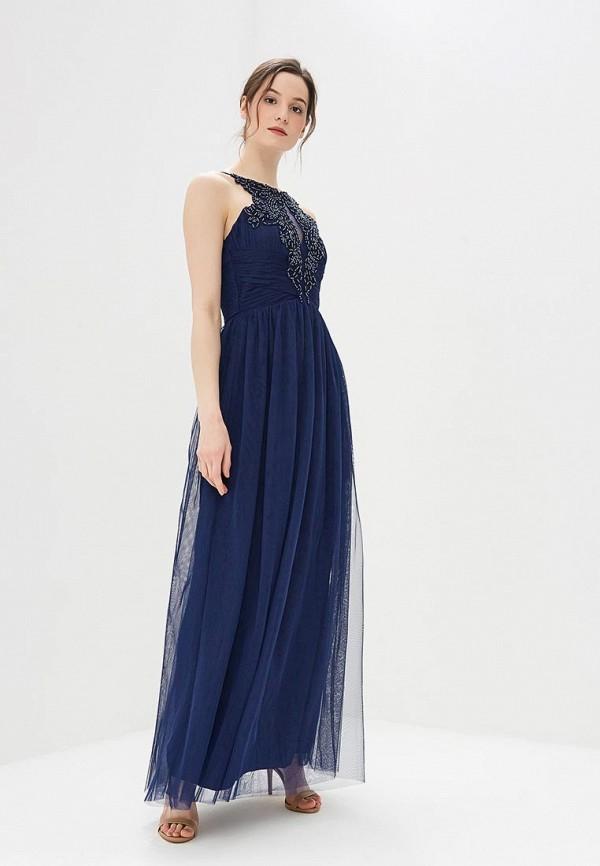 Купить Платье Little Mistress, LI005EWBISW7, синий, Весна-лето 2018