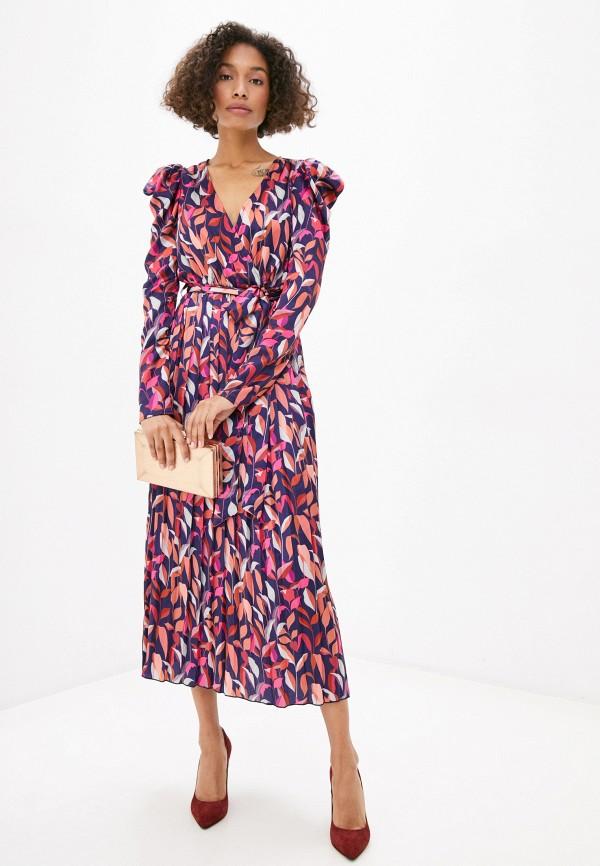 женское повседневные платье little mistress, разноцветное