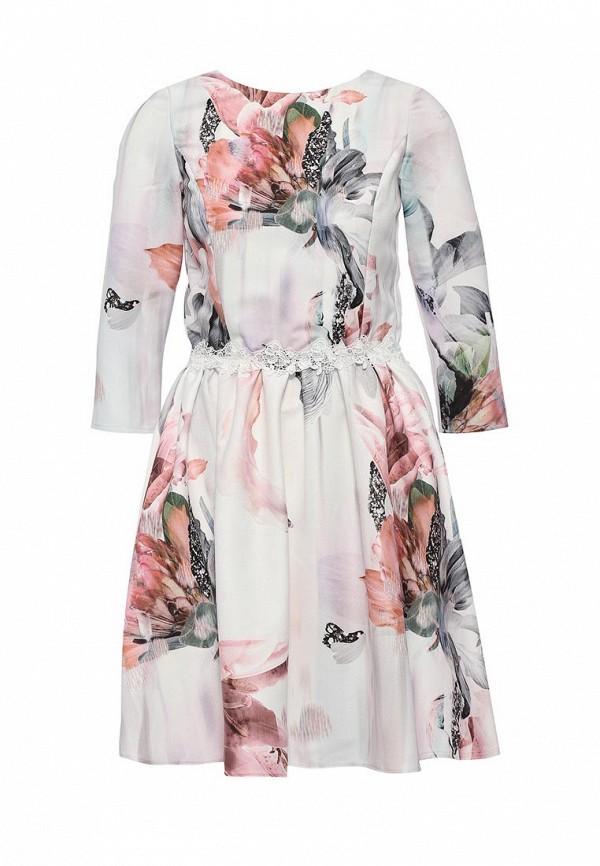 Платье Little Mistress, LI005EWPVB29, разноцветный, Весна-лето 2017  - купить со скидкой