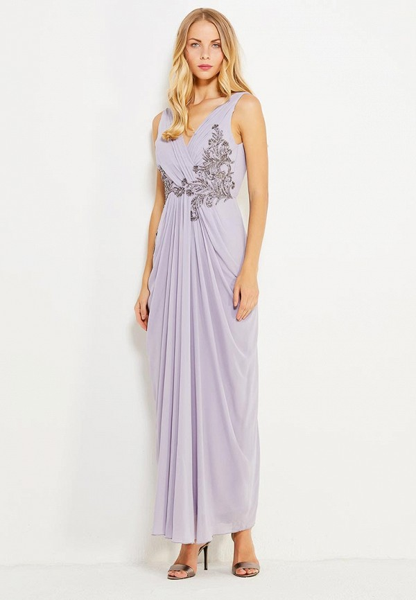 Купить Платье Little Mistress, LI005EWUXQ51, фиолетовый, Осень-зима 2017/2018