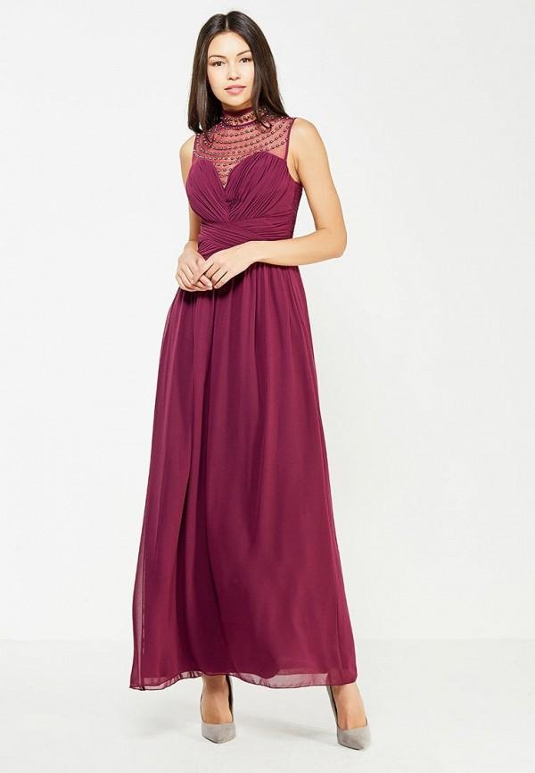 Купить Платье Little Mistress, LI005EWYEV33, бордовый, Осень-зима 2017/2018