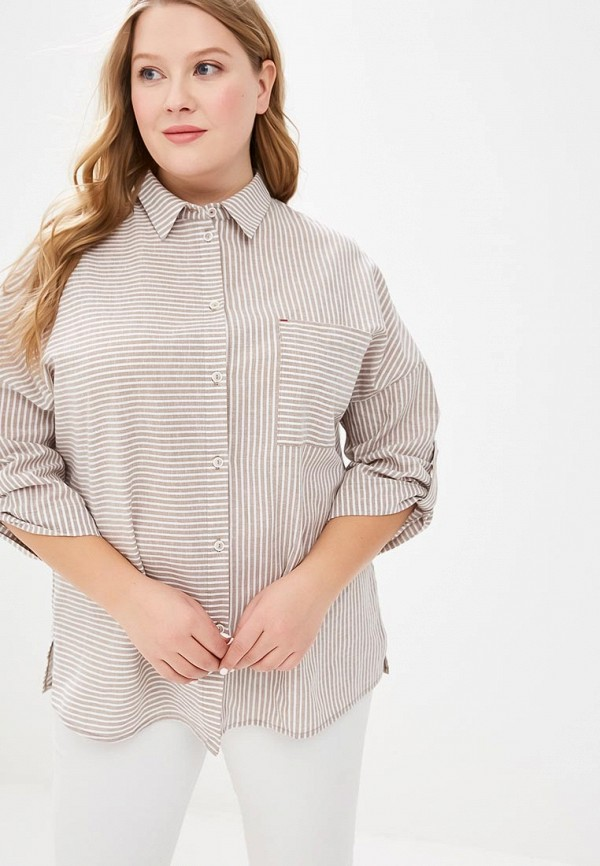 Рубашка Lina Lina LI029EWEIXX3 цена 2017