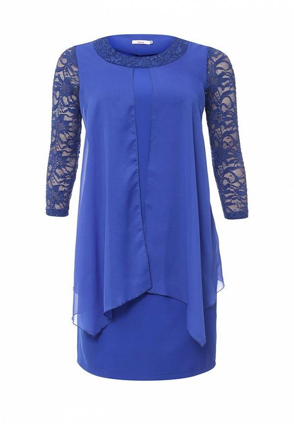 Платье Lina Lina LI029EWPHI32 юбка lina lina li029ewascc9