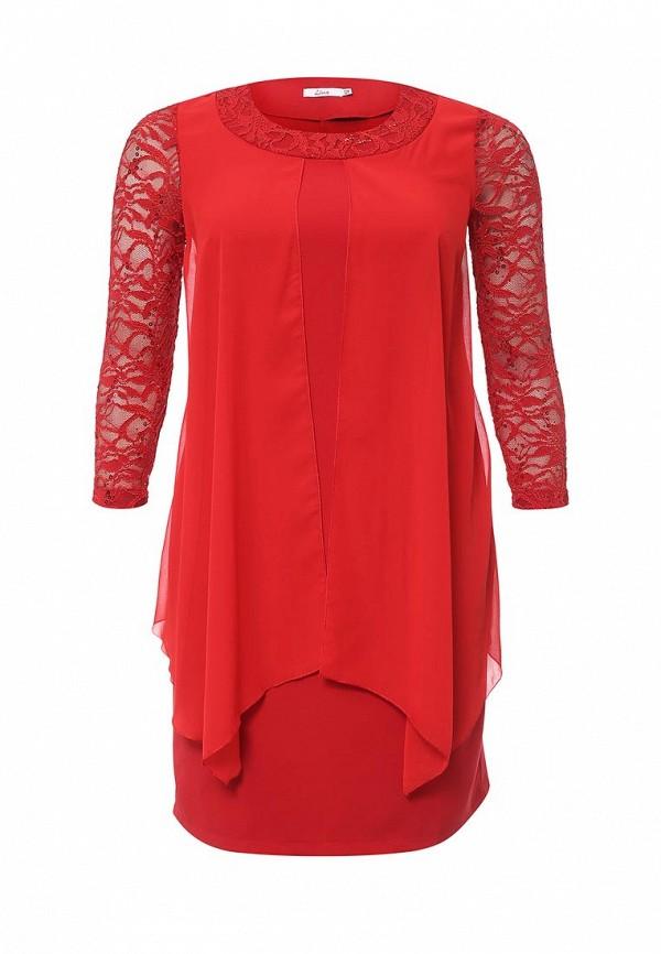 Платье Lina Lina LI029EWPHI33 платье lina lina li029eweixx7