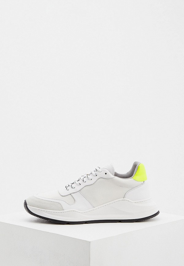 мужские низкие кроссовки liu jo, белые