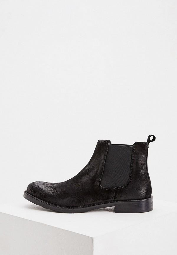 мужские ботинки liu jo, черные