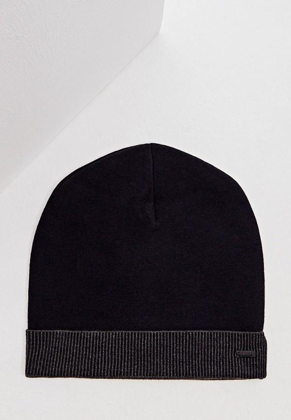 мужская шапка liu jo, синяя