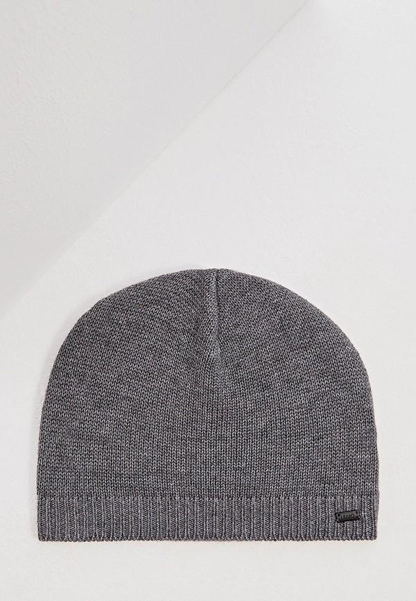 мужская шапка liu jo, серая