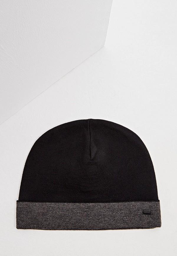 мужская шапка liu jo, черная
