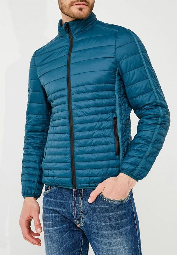 Купить Куртка утепленная Liu Jo Uomo, LI030EMAINI1, бирюзовый, Весна-лето 2018