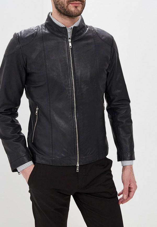 Куртка кожаная Liu Jo Uomo Liu Jo Uomo LI030EMEJUF6 недорго, оригинальная цена