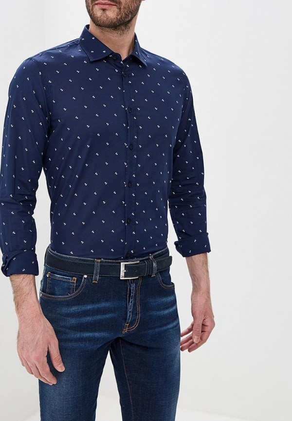 Рубашка Liu Jo Uomo Liu Jo Uomo LI030EMEJUH5 цена 2017