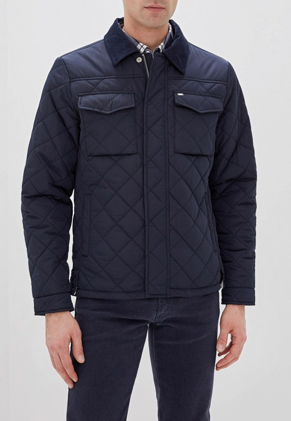 мужская куртка liu jo, синяя