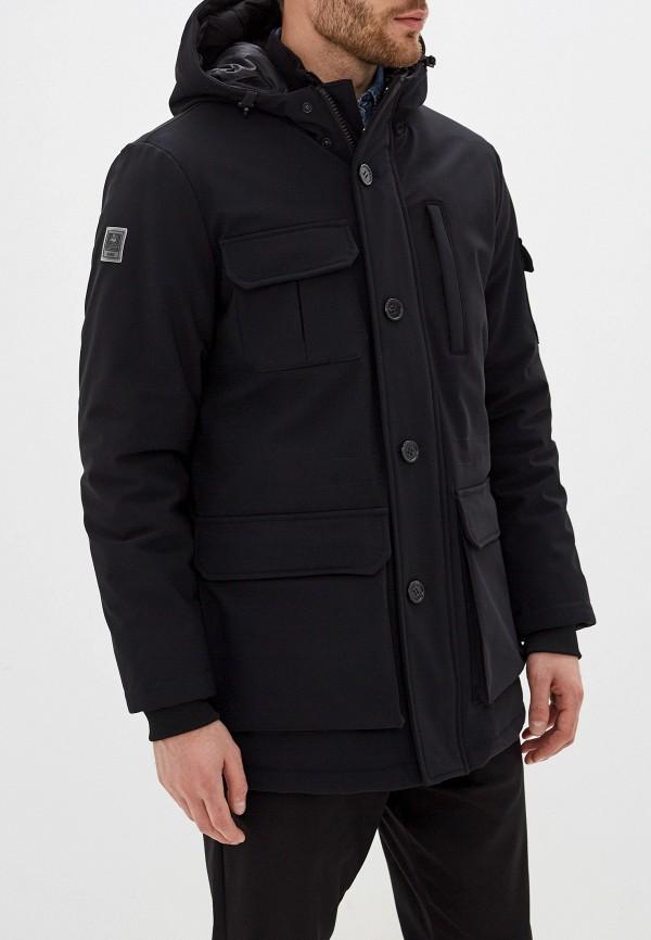 мужская куртка liu jo, черная
