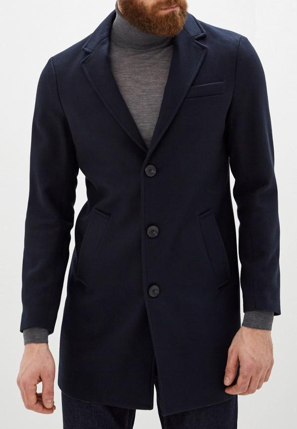 мужское пальто liu jo, синее