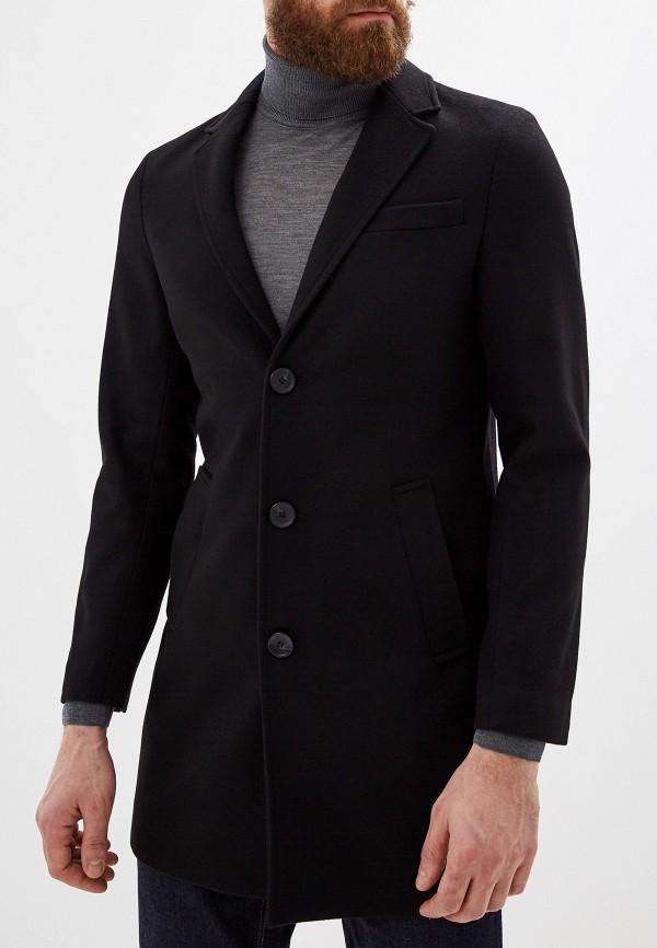 мужское пальто liu jo, черное