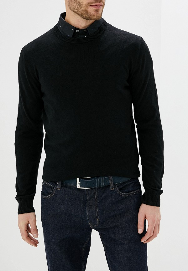 мужской джемпер liu jo, черный