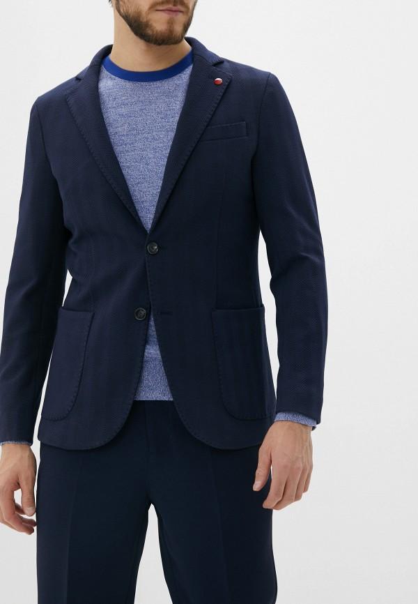 мужской пиджак liu jo, синий