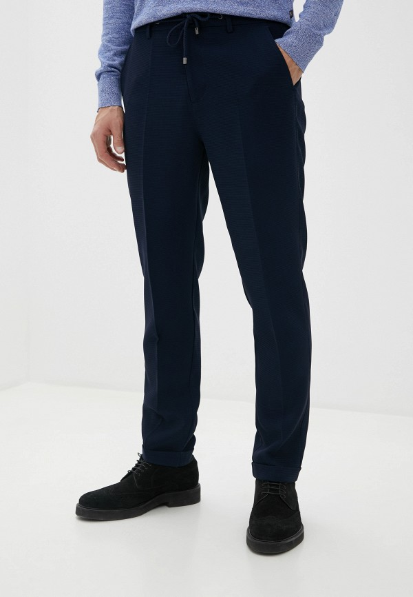 мужские классические брюки liu jo, синие