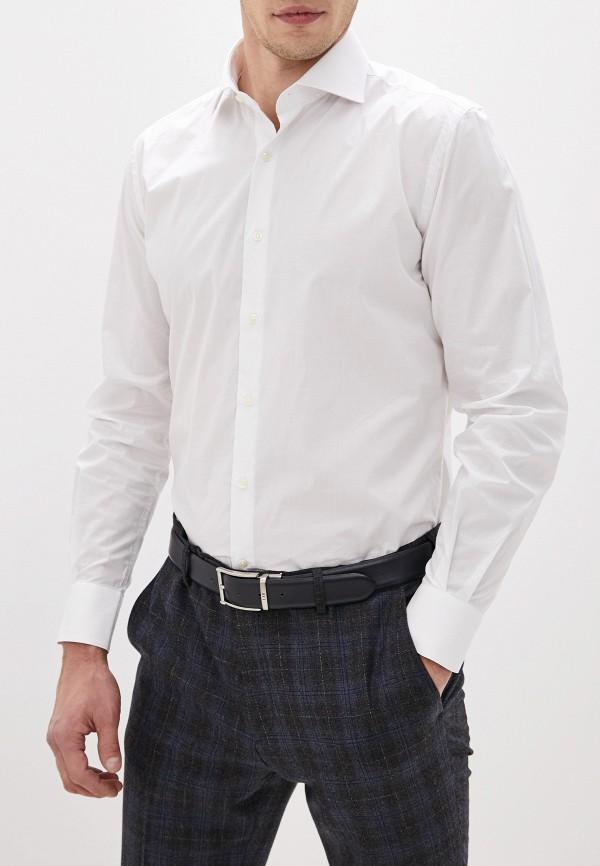 мужская рубашка с длинным рукавом liu jo, белая