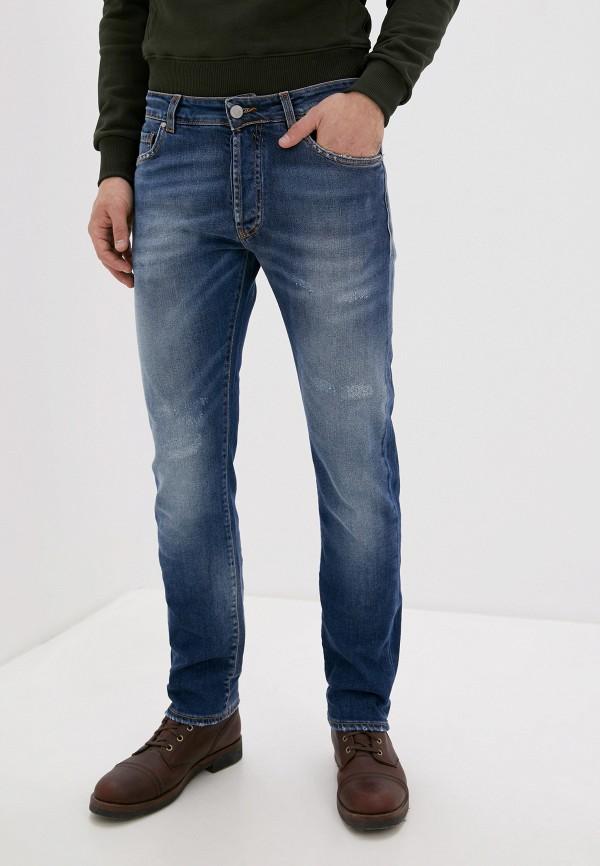 мужские прямые джинсы liu jo, синие