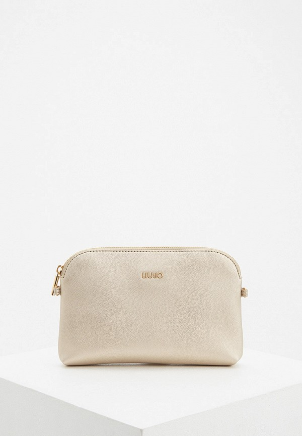 сумка liu jo junior для девочки, золотая