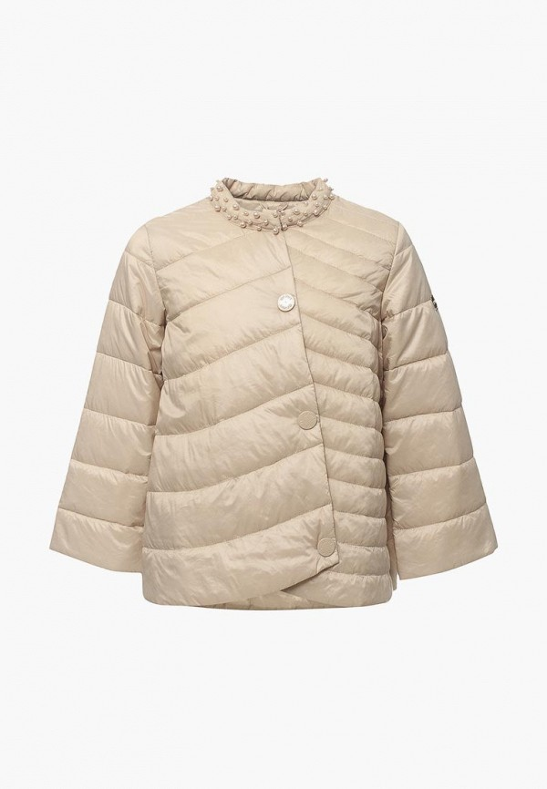 Купить Куртка утепленная Liu Jo Junior, LI034EGAGTA4, бежевый, Весна-лето 2018
