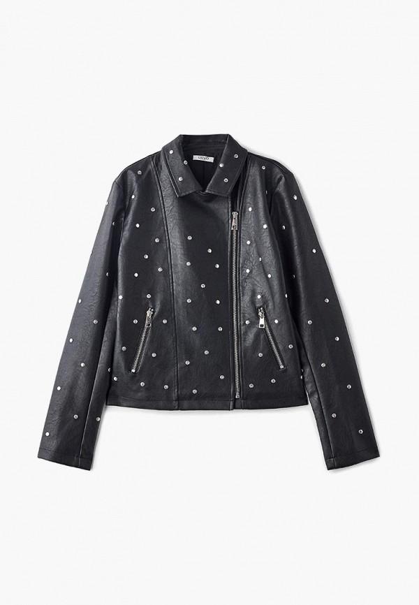 Куртка кожаная Liu Jo Junior Liu Jo Junior LI034EGEIDN5 liu jo junior 877645