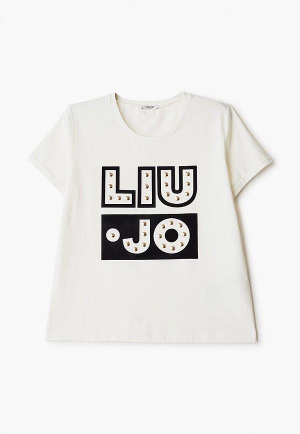 Футболка Liu Jo Junior Liu Jo Junior LI034EGFTZJ8