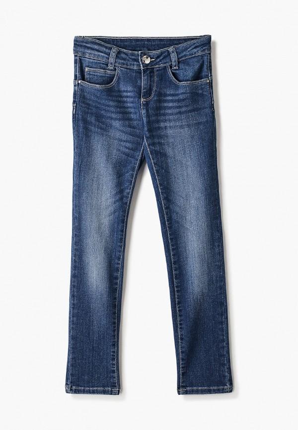 джинсы liu jo junior для девочки, синие