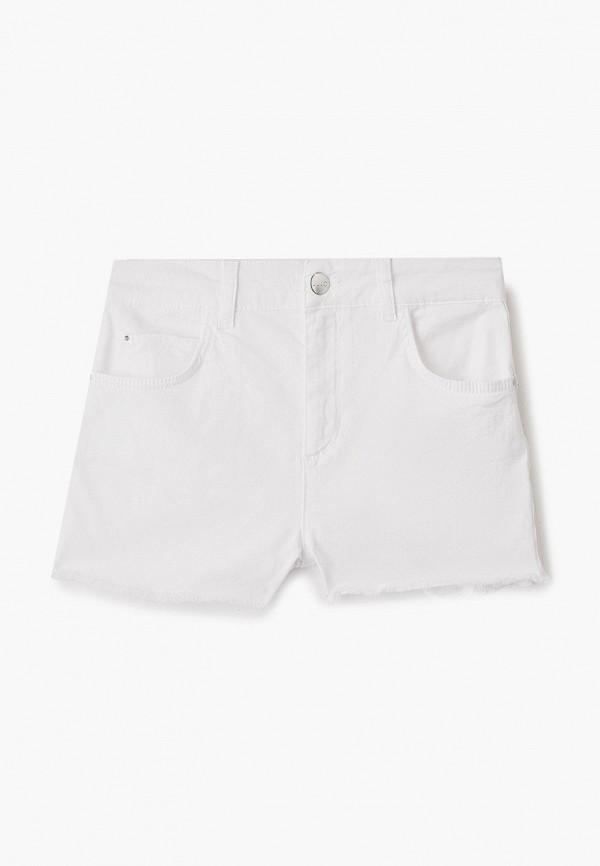 шорты liu jo junior для девочки, белые