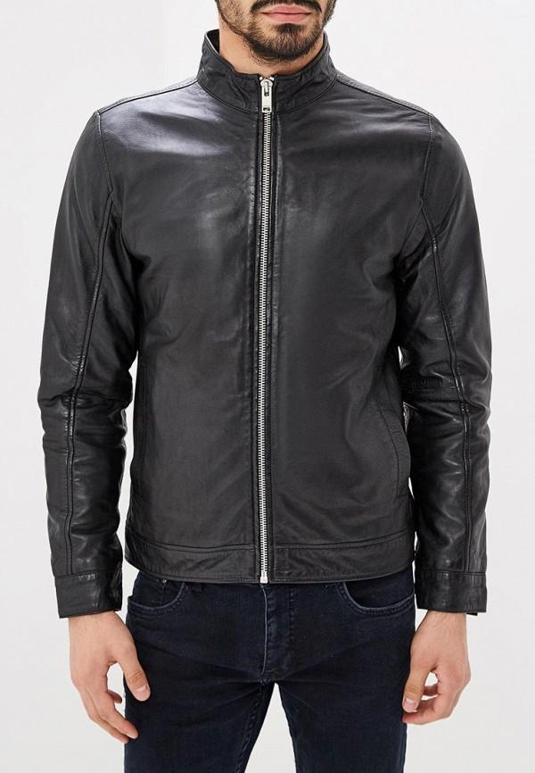Куртка кожаная Lindbergh Lindbergh LI035EMBZJB1 джемпер lindbergh lindbergh li035emwge52